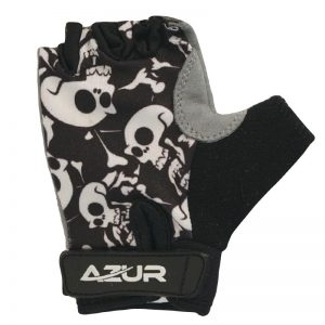 Kids Bike Gloves Skulls Youth Size Xchange Sports Australia